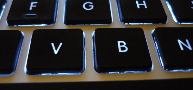 Tastatur mac book pro 640x300